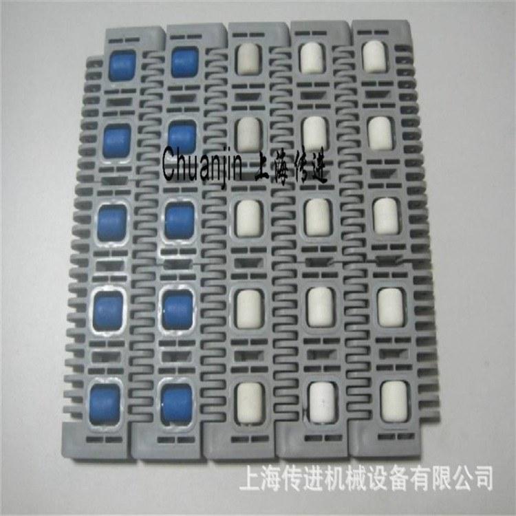 厂家直销苏州 传进机械滚珠网带系列-防挤压网带机质量好价格优