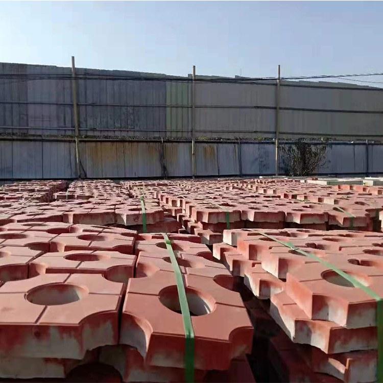 郑州雁尚建材专注于生产 透水砖草坪砖 高品质格值得信赖