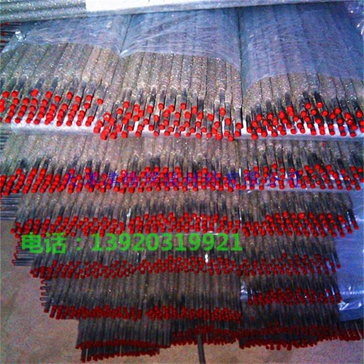 D708耐磨合金堆焊焊条 超耐碳化钨耐高温抗开裂 耐磨焊条批发