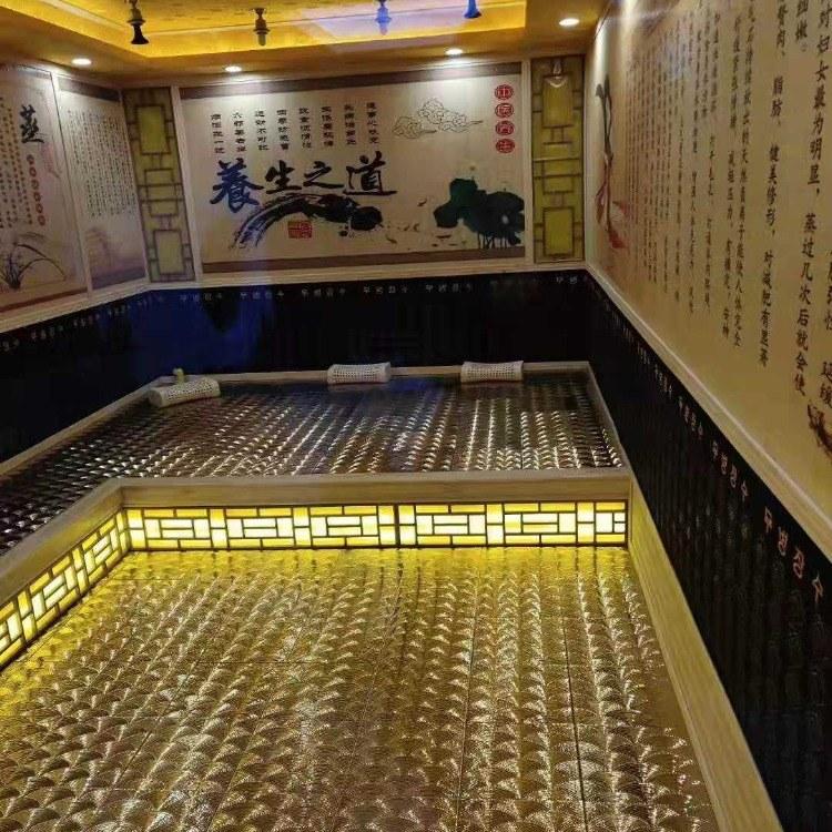 江苏汗蒸房材料批发基地-徐州盐疗汗蒸房安装承建