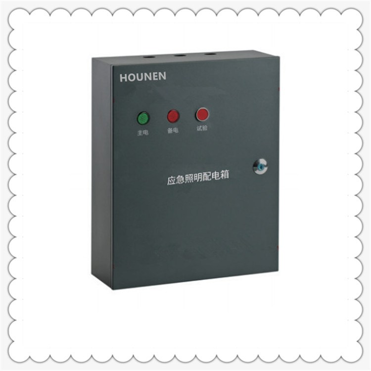 应急照明配电箱8回路-带降压单元总线电源管理模块通讯路由器回路管理单元