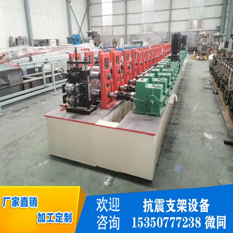 4141抗震支架设备 抗震支架成型机 沧州广驰机械 专业供应