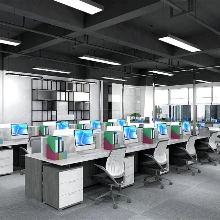 [福到照明]高档工程办公吊线灯 中山灯具 吊线办公灯厂家直销 学校 商场照明