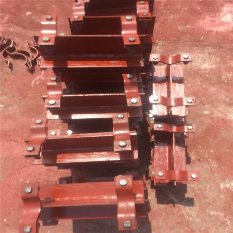 型号齐全 Z6焊接导向支座 卡箍型滑动管托 大量供应