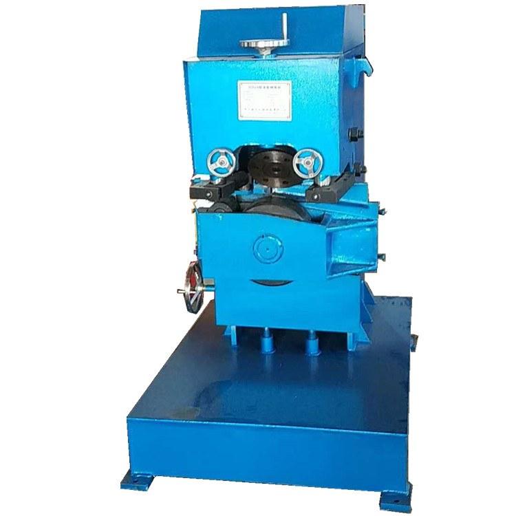 矿联机械滚剪倒角机 GD-20钢板平板直板坡口机 台式倒角机
