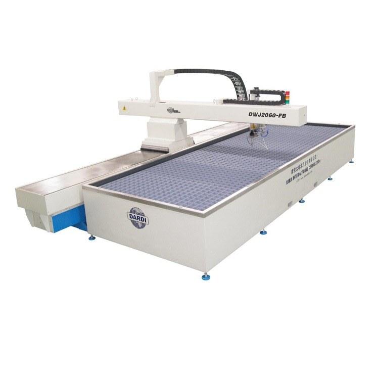 大地水刀 2060 FB 不锈钢水切割机 碳钢水刀切割机