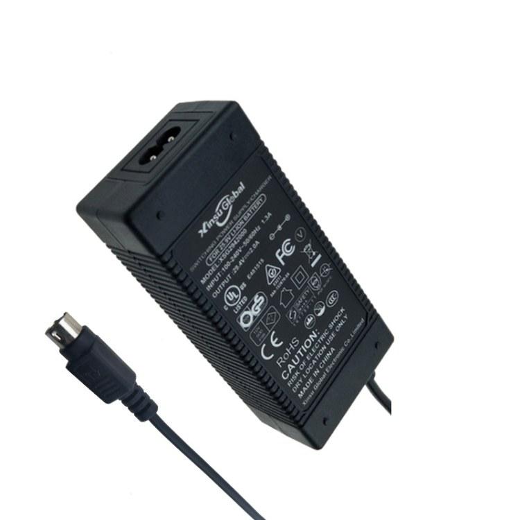 激光打码机电源适配器中国3C日本PSE认证18V6A 18V7A桌面式电源适配器