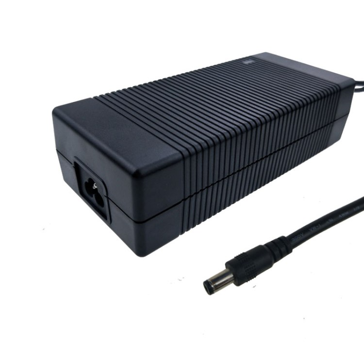 3C GB4943 TUV GS认证48V4A 200W桌面式交流直流电源适配器 UL日本PSE认证