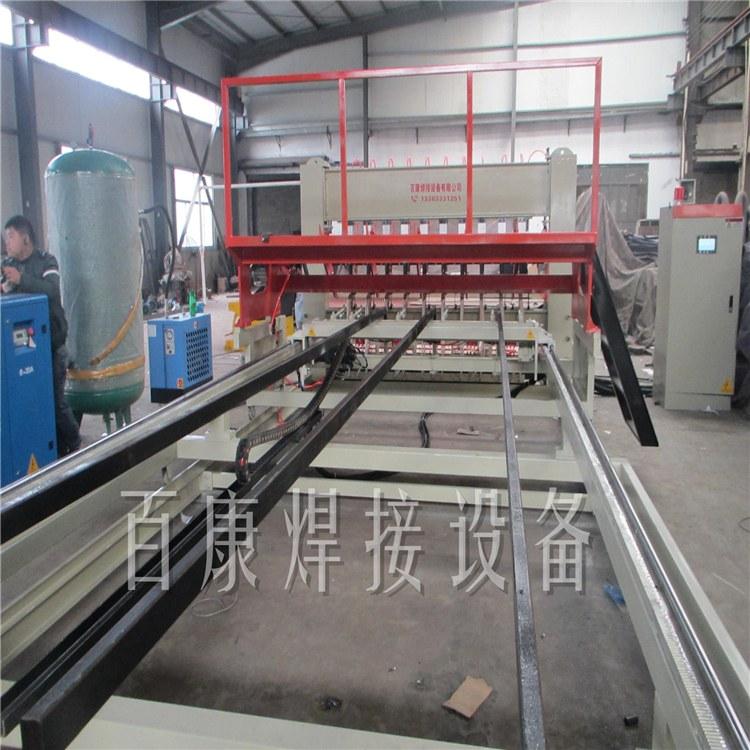 百康优质桥梁钢筋网焊网机-建筑钢筋焊接网排焊机-隧道钢筋网焊网机