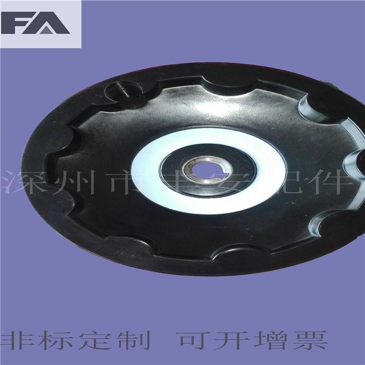 丰安胶木内波手轮 尼龙手轮平面磨床配件内波纹手轮塑料波纹手轮