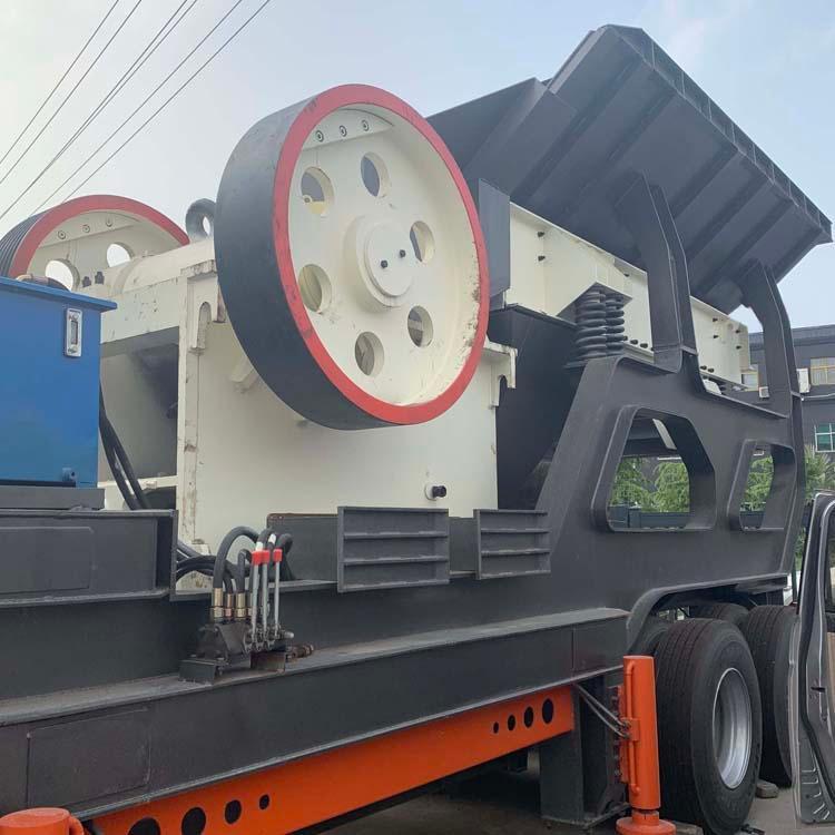 移动制砂设备 轮胎移动制砂机价格 巴德机械厂家直销