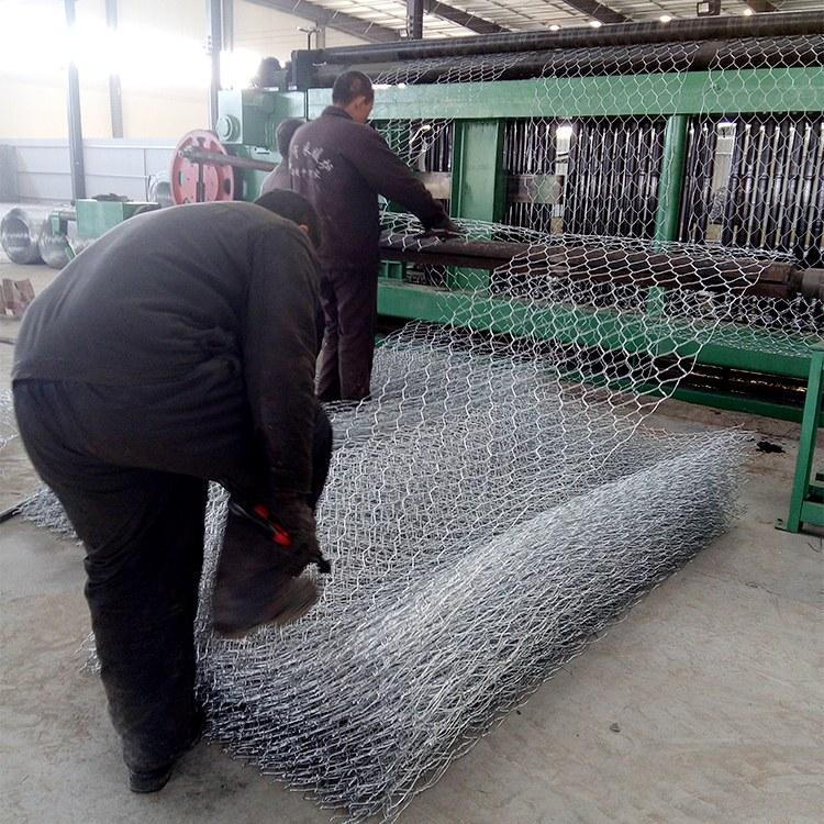 厂家生产石笼网 宾格笼 雷诺护垫 拓冠欢迎新老顾客订购