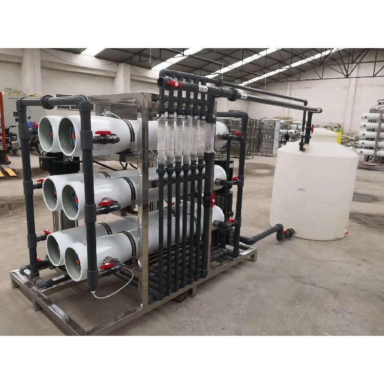 广东 校园饮水设备 反渗透设备 全自动曝气精滤机