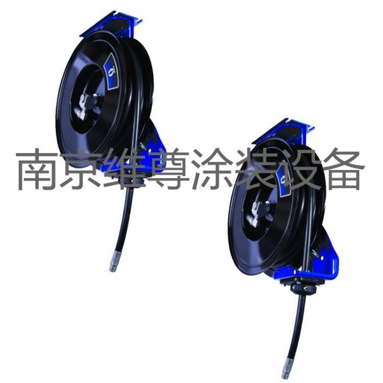 SD 系列软管卷盘防冻剂-挡风玻璃清洗液-机油-齿轮油-水-空气-染料-液体黄油-美国固瑞克