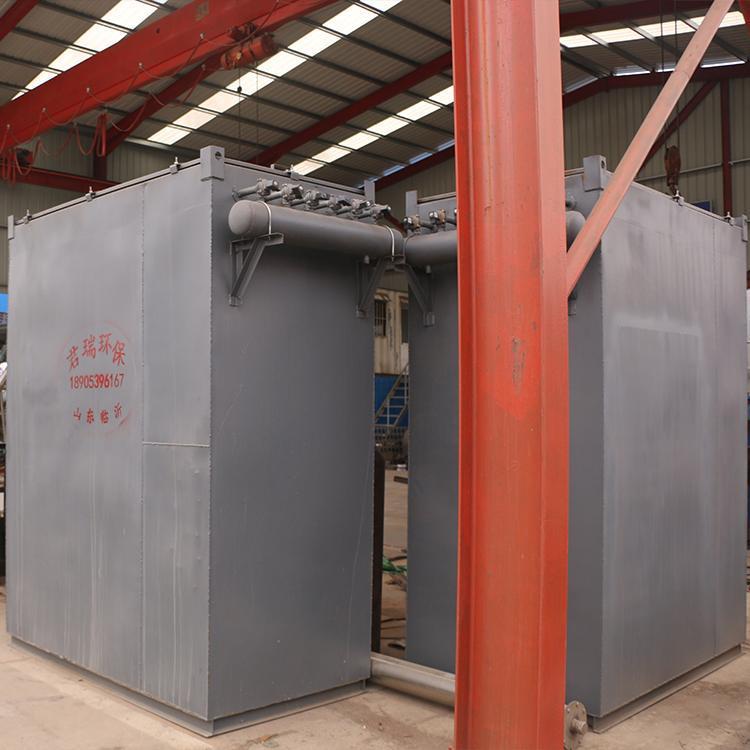 布袋除尘器设备厂家君瑞脉冲袋式除尘器布袋脉冲除尘设备