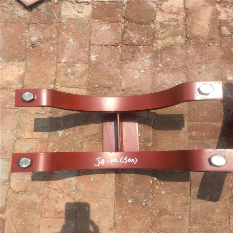 现货销售 抱箍型管托 焊接固定支座 大量批发欢迎选购