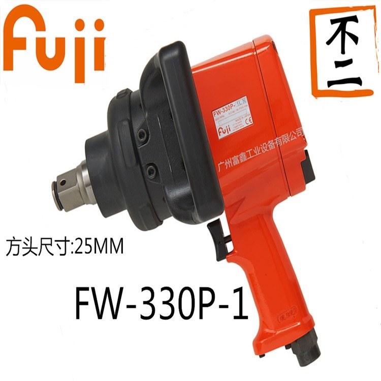 日本FUJI富士工业级气动工具及配件气动冲击扳手FW-330P-1