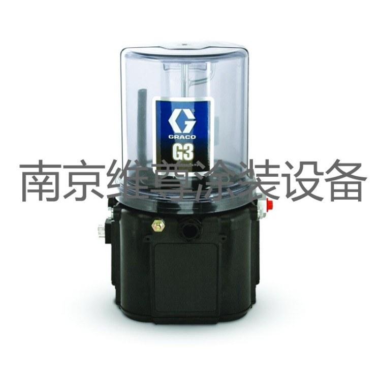 G3 泵标准版对系列渐近式和基于注入器的系统进行自动润滑 林业设备-造纸厂-锯木厂