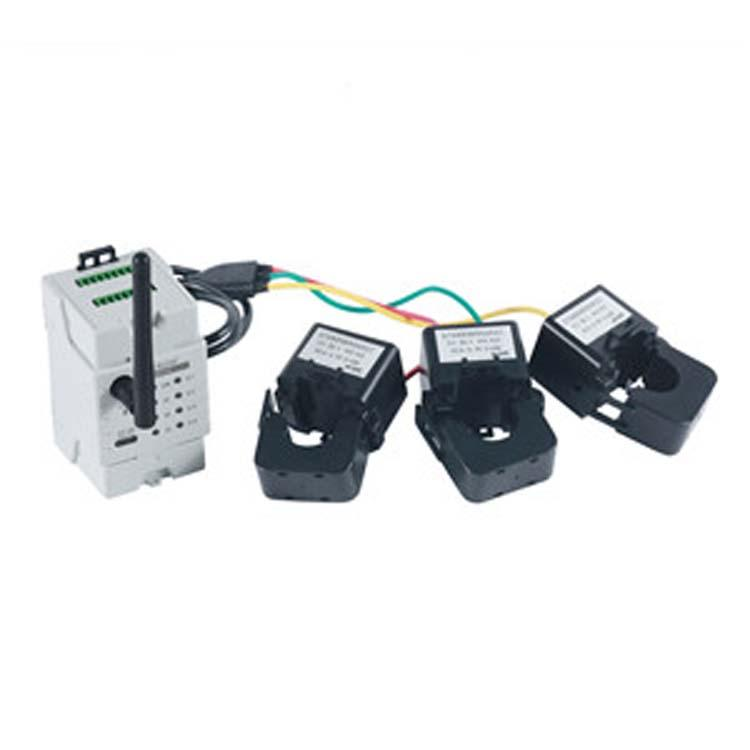 安科瑞ADW400-D10-2S分表计电厂家 环保监管模块 无线传输 LORa