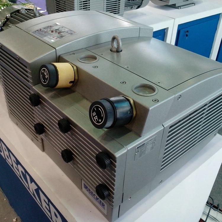 Becker真空泵厂家批发价 德国进口干式风冷真空泵 贝克复合气泵 DVT3.80