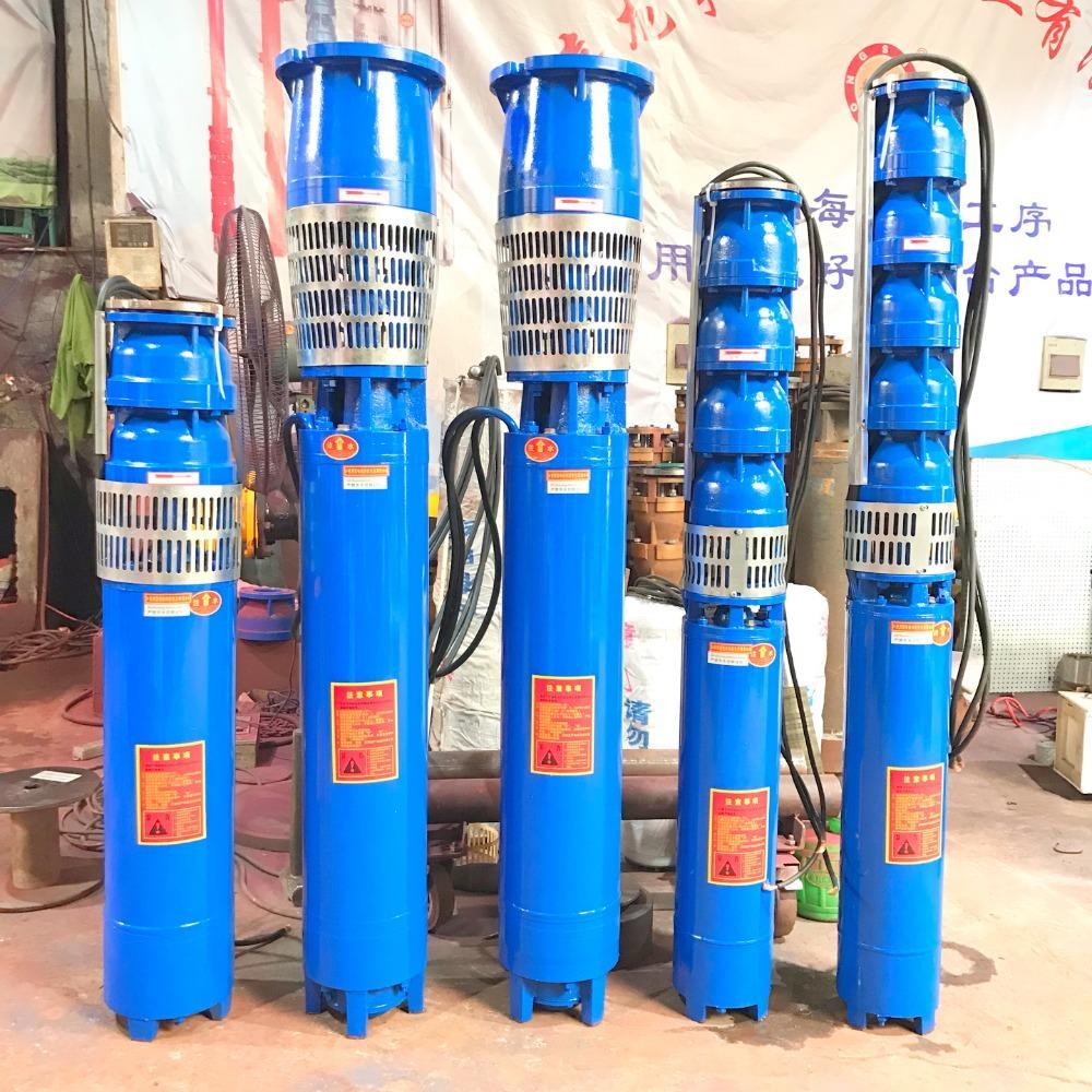 龙事达厂家直销 深井泵 不锈钢深井泵 QJ系列井用潜水泵 专业生产 品质保证
