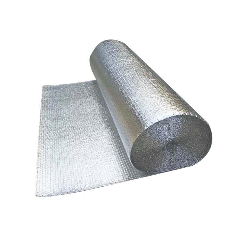 隔热气泡膜 保温隔热膜 阳光房 防晒 屋顶反射膜厂家