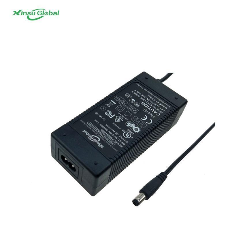 激光喷码机电源适配器 中国3C日本PSE认证48V2A TUV/GS认证电源适配器GB4943