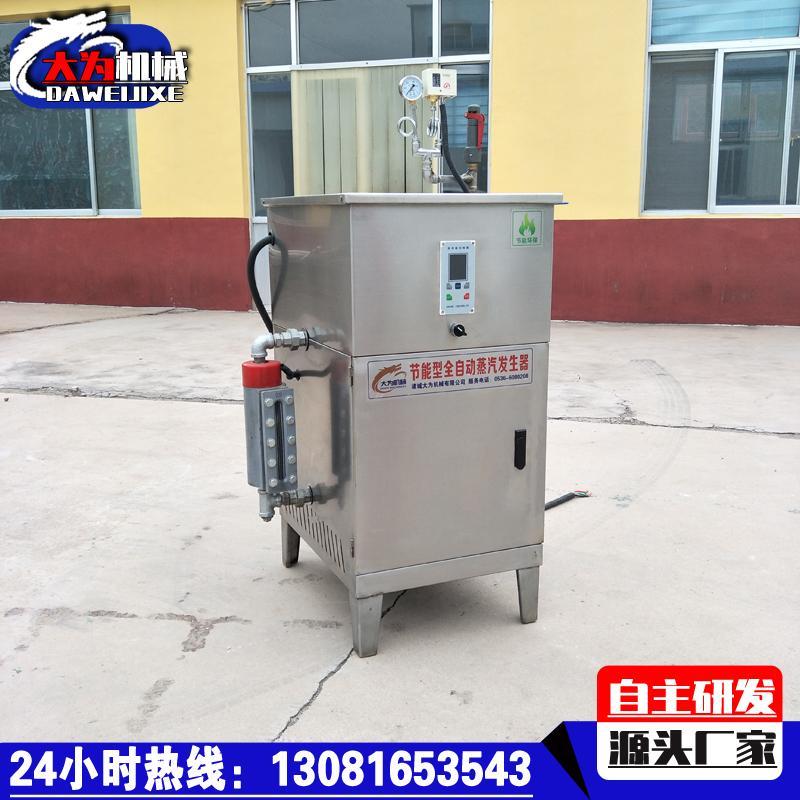 电加热管蒸汽发生器 水汽分离恒温锅炉 大为小型蒸汽发生器