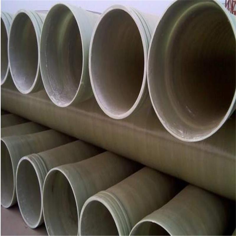 河北管道厂家现货供应 玻璃钢夹砂管 玻璃钢夹砂排水管价格