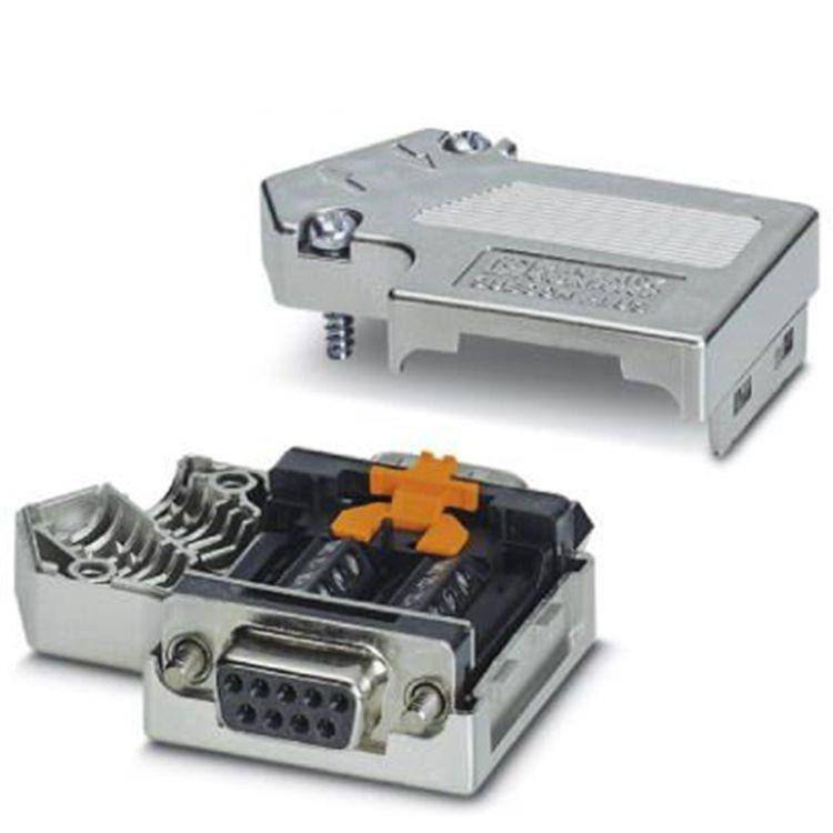 D-SUB总线连接器 - SUBCON-PLUS-CAN/PG - 2708119