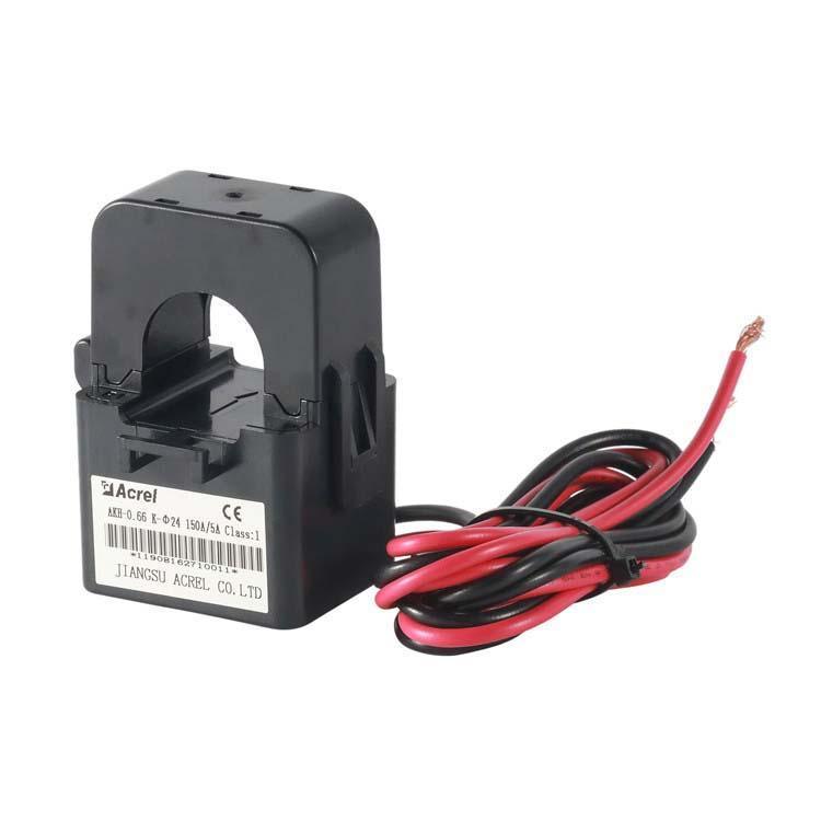 安科瑞AKH-0.66/K K-24 150/5A开口式电流互感器 Acrel