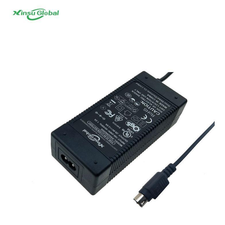 3D打印机电源适配器44V2A CCC GB4943 PSE认证桌面式交流直流电源适配器