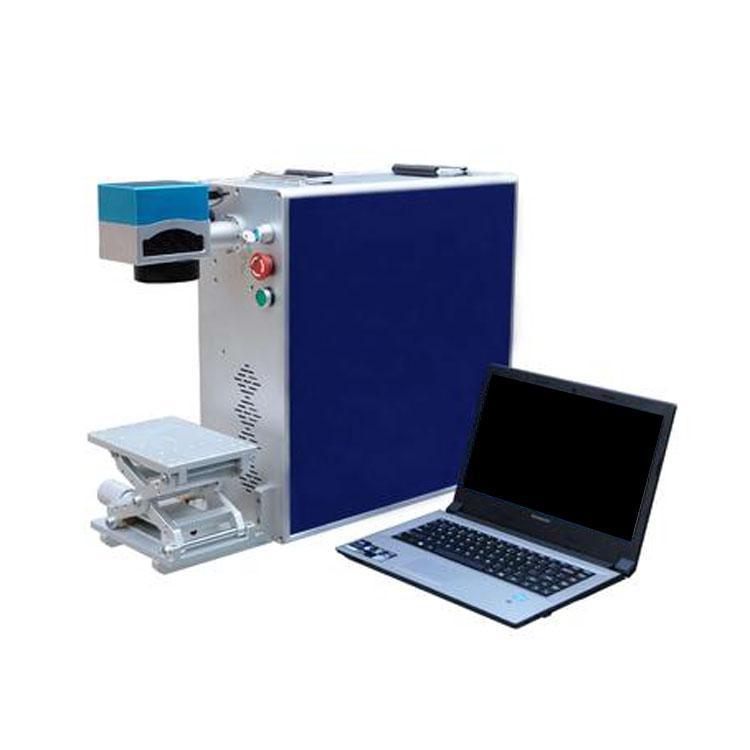厂家供应 便携式激光打标机 喷码机 光纤激光打标机