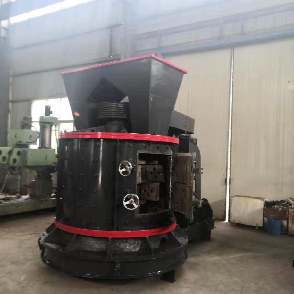 郑州科农 时产200吨大型石料破碎制砂机 砂石线矿山立式复合破碎机价格