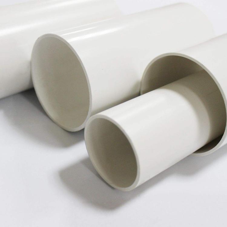 四川辉达 厂家直供 PVCU排水管 耐腐蚀不结垢