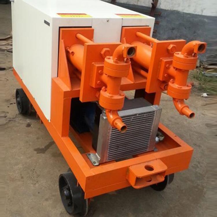路邦机械高压双缸双液注浆机 矿用防爆双液注浆泵生产厂家