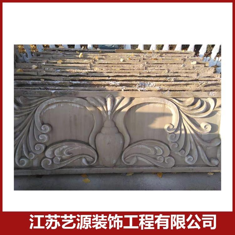 艺源装饰GRC线条景观工程 江苏GRC 花板优惠促销 性价比 规格齐全