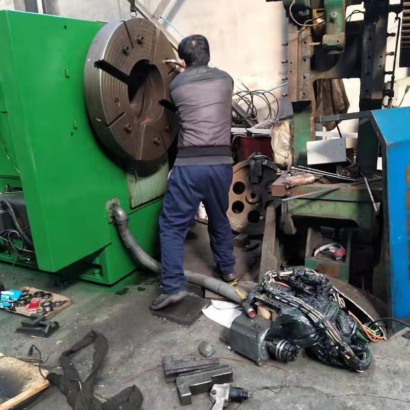 宏泰机床维修 机床数控改造 导轨刮研 恢复精度