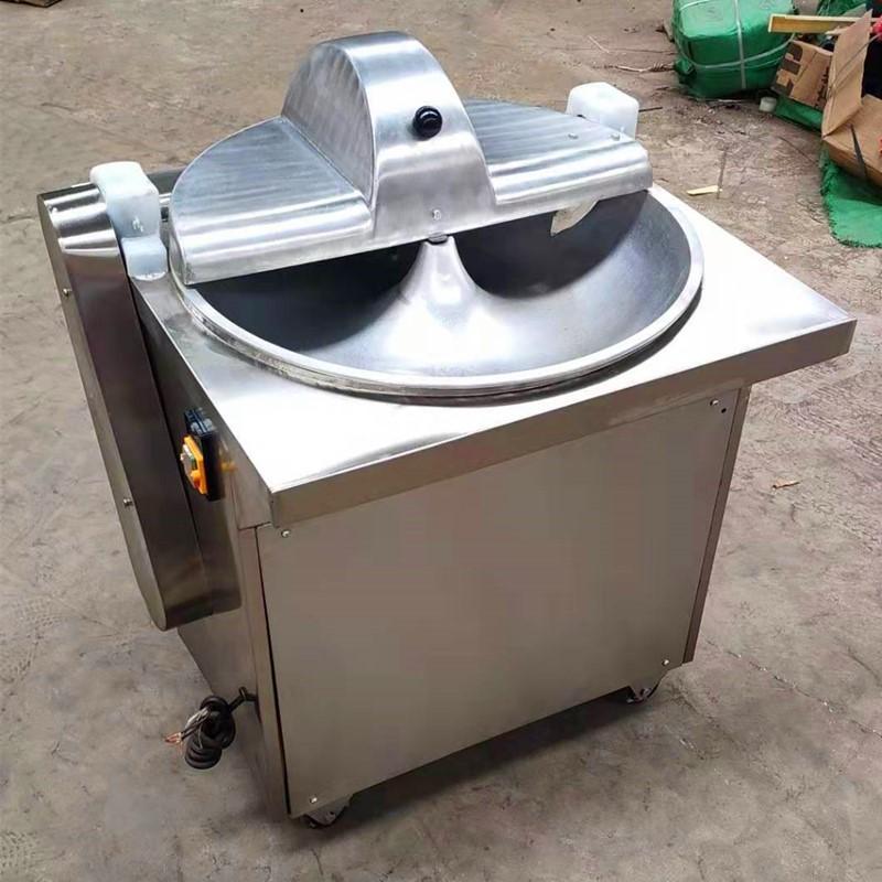 厂家直销调速斩拌机 商用不锈钢菜馅机 不锈钢 刹菜机 厂家现货随时发货