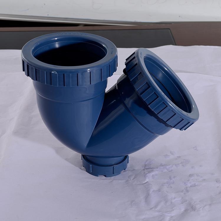 四川辉达管业PP耐热静音排水管材管件降噪音耐高温排水管材