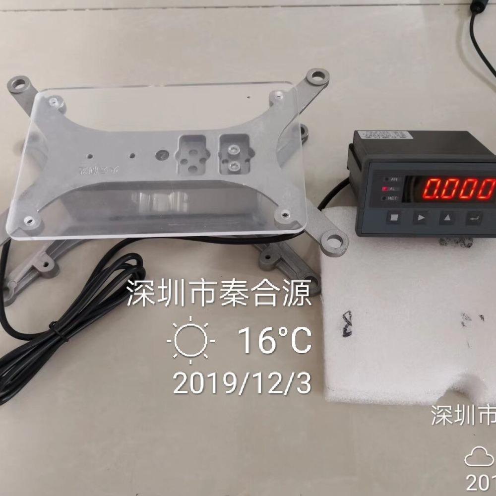 S型500N标准测力仪0.1级
