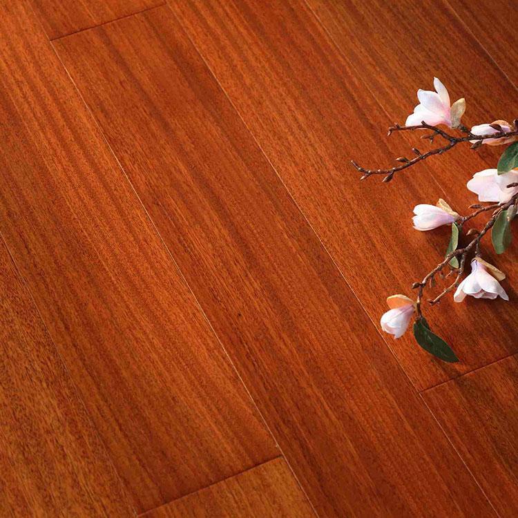 四川厂家直供柚木王多层地板排行榜前十名 四川多层实木地板价格室内体育远动