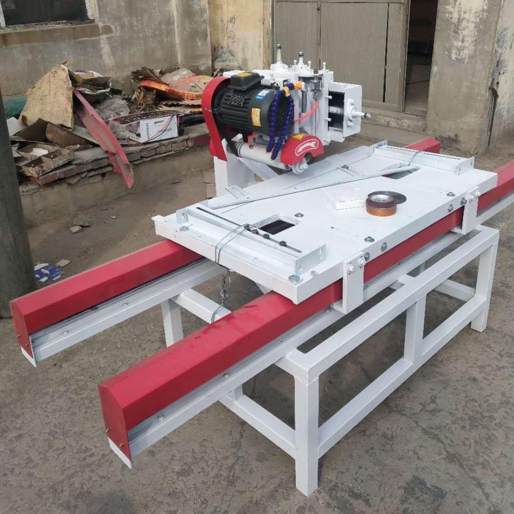 新型多功能瓷砖切割机倒角磨边开槽大理石瓷砖切割机