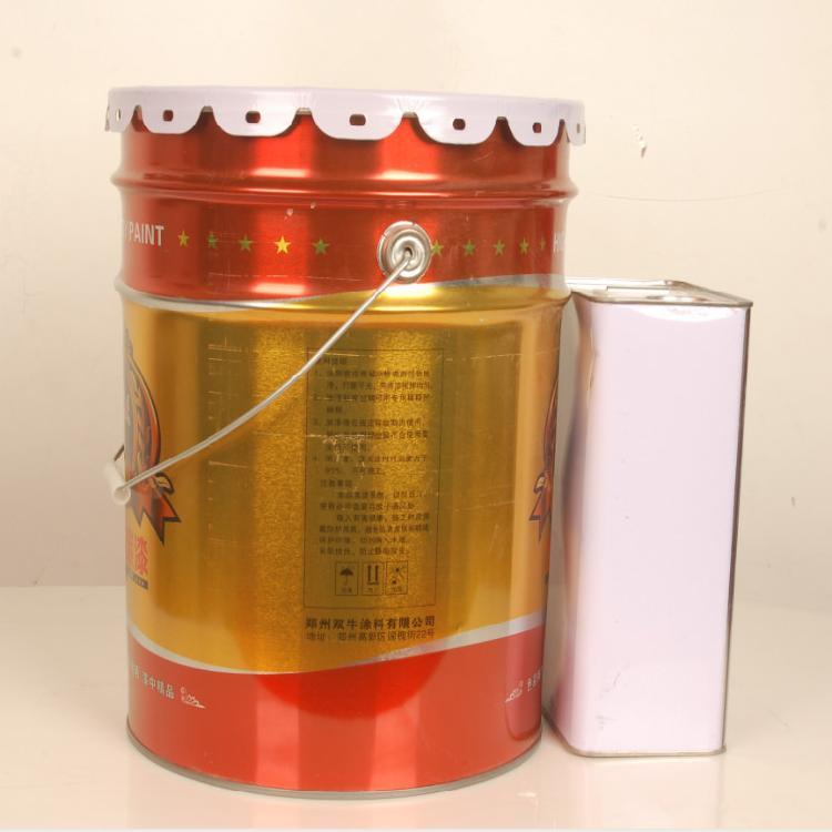 高光澤氟碳漆 鄭州雙牛鋼結構氟碳涂料