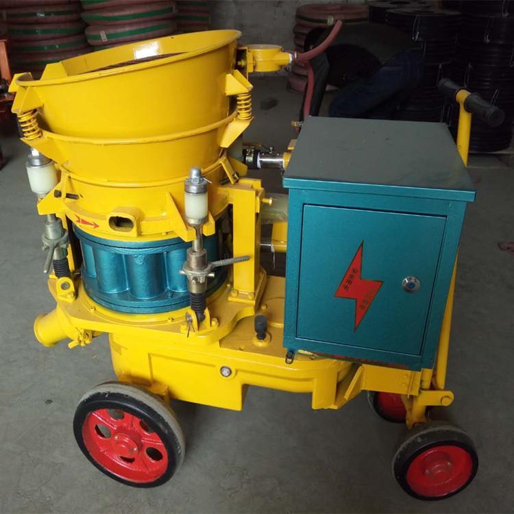 路邦机械6立方混凝土喷浆机 护坡喷浆机 上料机生产厂家
