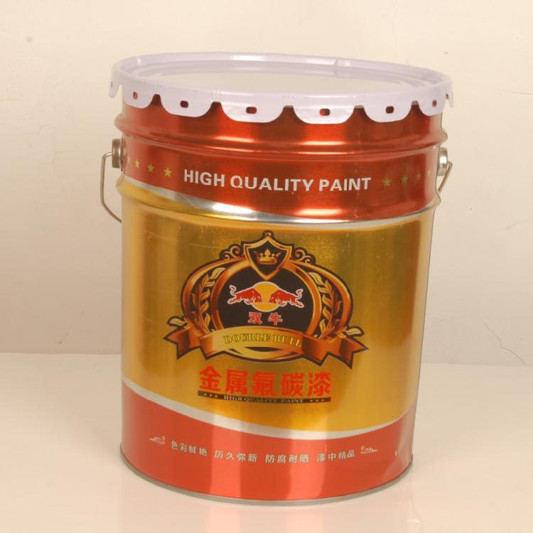 重防腐氟碳漆 品質雙牛氟碳漆型號