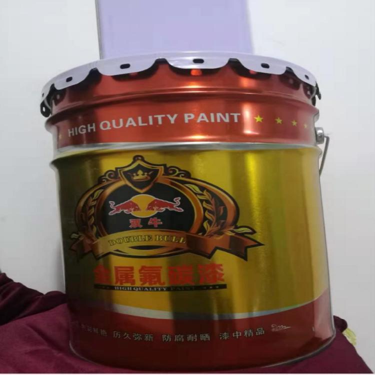 自清洁氟碳漆 品质双牛氟碳漆报价