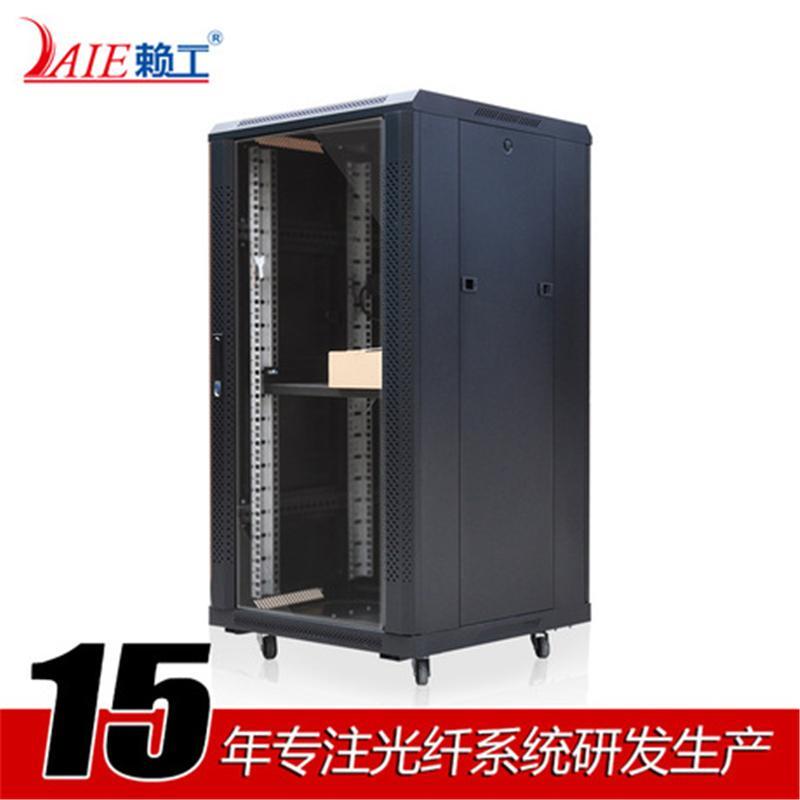 LAIE赖工标准19英寸22U网络机柜1200*600*600 服务器机柜定制厂家直销