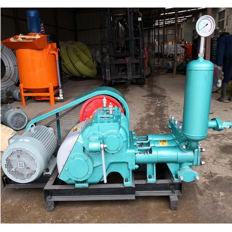 路邦机械BW250卧式泥浆泵 15kw泥浆泵生产厂家