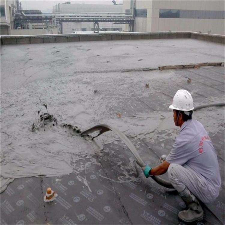 重庆气泡混合轻质土 屋面泡沫混凝土厂家 泡沫混凝土砌块 玻化微珠无机保温砂浆 工厂直销